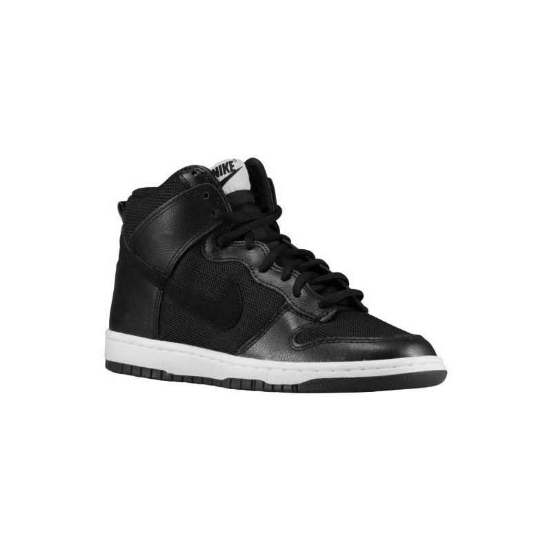Nike Dunk High Skinny - Women's - Basketball - Shoes - Black/White/Black ...