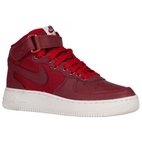 Nike Air Force 1 Mid - Boys  Grade School - Basketball - Shoes - Team 4de8f0f23