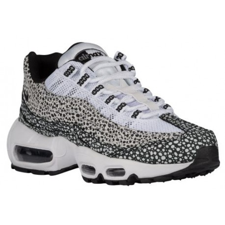 info for 61227 b29b3 nike air max 95 black and white,Nike Air Max 95 - Women s - Running - Shoes  - White Black Cool Grey Gum Light Brown-sku 0744310