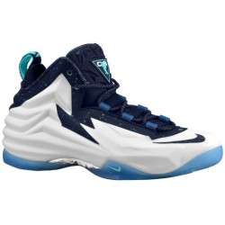 Nike Chuck Posite - Men's - Basketball - Shoes - Midnight Navy/Polarized Blue-sku:84758400