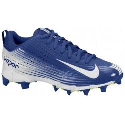Nike Vapor Keystone 2 Low - Boys' Grade School - Baseball - Shoes - Rush Blue/White-sku:84692410