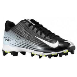 Nike Vapor Keystone 2 Low - Boys' Grade School - Baseball - Shoes - Black/White-sku:7443010