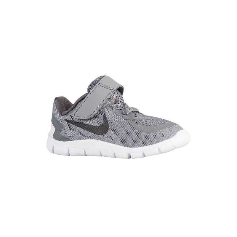 designer fashion 5a131 47c48 Nike Free 5.0 2015 - Boys' Toddler - Running - Shoes - Dark Grey/Black/Wolf  Grey/Cool Grey/White-sku:5107010