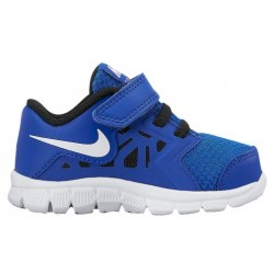 Nike Flex Supreme TR 4 - Boys' Toddler - Training - Shoes - Game Royal/Black/White-sku:59993400