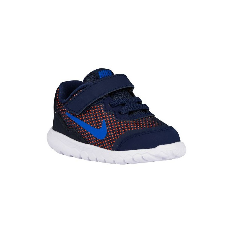 Nike Flex Experience 4 - Boys' Toddler - Running - Shoes - Midnight Navy/  ...