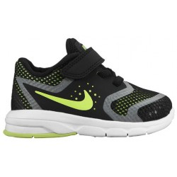Nike Premier Run - Boys' Toddler - Running - Shoes - Black/White/Cool Grey/Volt-sku:16793003
