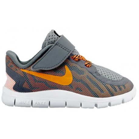new products ced50 fd192 nike free trainer 5.0 youth,Nike Free 5.0 2015 - Boys  Toddler - Running -  Shoes - Cool Grey Bright Citrus Hyper Crimson Total