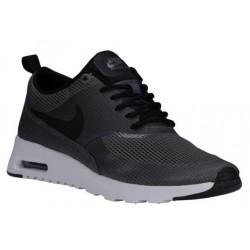Nike Air Max Thea - Women's - Running - Shoes - Dark Grey/Black/White-sku:19639001