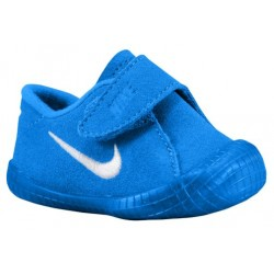 Nike Waffle 1 - Boys' Infant - Basketball - Shoes - Photo Blue/White-sku:05372400