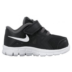 Nike Flex Supreme TR 4 - Boys' Toddler - Training - Shoes - Black/Dark Grey/White-sku:59993001