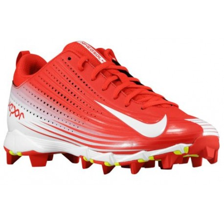 Nike Vapor Keystone 2 Low - Men's - Baseball - Shoes - University Red/White-sku:84698610