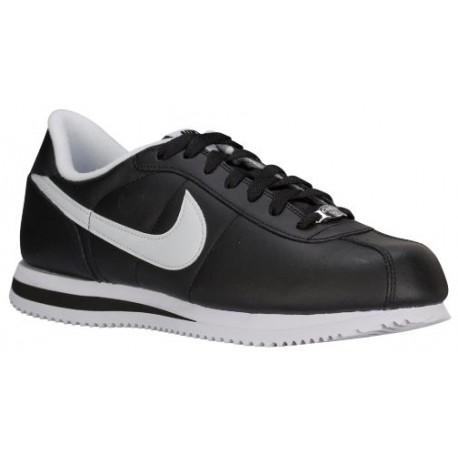 factory authentic 20bfa 10eab Nike Cortez - Men's - Running - Shoes - Black/White-sku:16418012