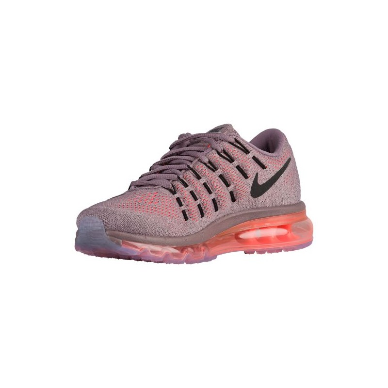 competitive price e3bf2 e1410 ... Nike Air Max 2016 - Women s - Running - Shoes - Purple Smoke Hyper  Orange ...