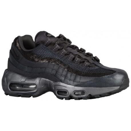 Nike Air Max 95 Womens Metallic Hematite/Black/Anthracite Running Shoes V63347