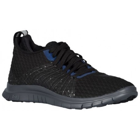 Nike Free Hypervenom 2 - Men's - Training - Shoes - Black/Reflect Silver/Deep Royal/Black-sku:47140005