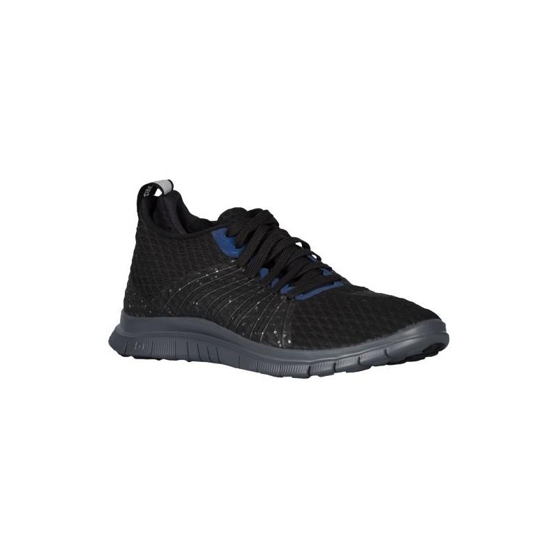 b317b673e473 Nike Free Hypervenom 2 Black Reflect Silver Deep Royal Black ...