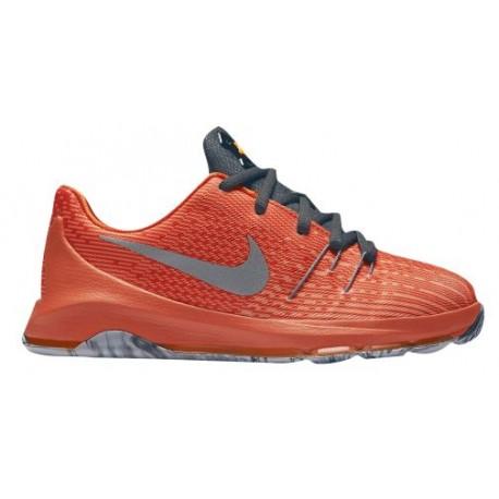 competitive price 10b34 d0869 Nike KD 8 - Boys' Preschool - Basketball - Shoes - Kevin Durant - Team  Orange/Rflct Silver/Tm Orange/Bright Citrus-sku:68868808