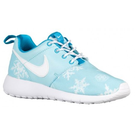 timeless design 3e135 bc5ad Nike Roshe One - Girls' Preschool - Running - Shoes - Copa/White/Blue  Lagoon-sku:49347401