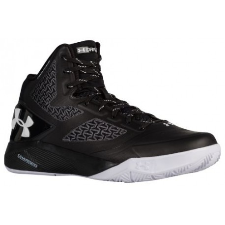 size 40 b588e bb817 Under Armour Clutchfit Drive 2 - Men's - Basketball - Shoes -  Black/Metallic Silver/White-sku:58143011