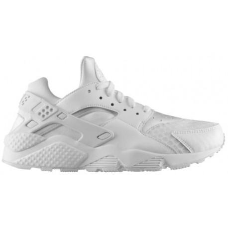 Nike Air Shoes Men's Running Platinumwhite Whitepure Sku 18429111 Huarache rhQCdxBts