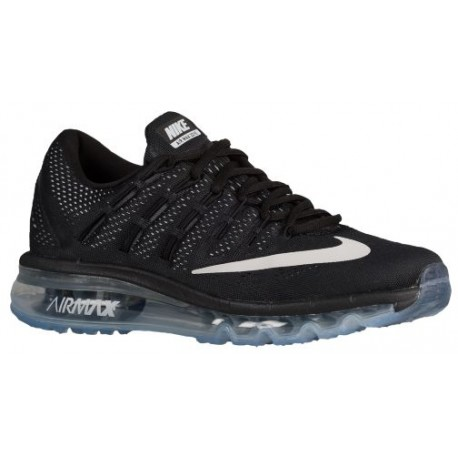 Nike Air Max 2016 - Men's - Running - Shoes - Black/Dark Grey/White-sku:06771001