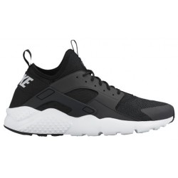 Nike Air Huarache Run Ultra - Men's - Running - Shoes - Black/White/Anthracite/White-sku:19685001