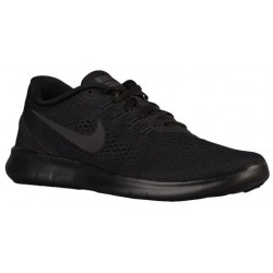 Nike Free RN - Men's - Running - Shoes - Black/Black/Anthracite-sku:31508002