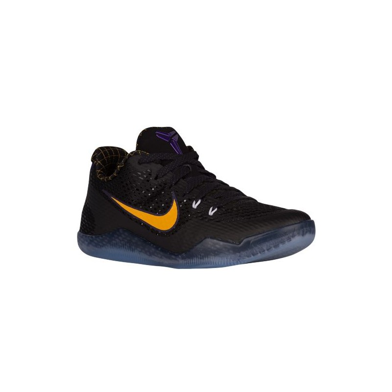Nike Kobe 11 Low - Men's - Basketball - Shoes - Kobe Bryant - Black/ ...
