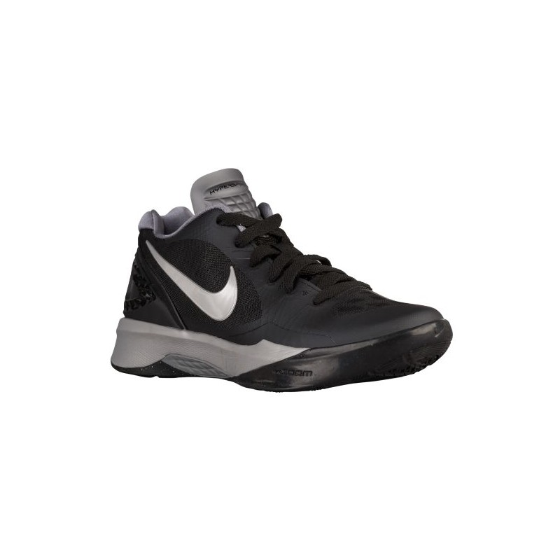 c8fe967f053998 Nike Volley Zoom Hyperspike - Women s - Volleyball - Shoes -  Black White Metallic ...