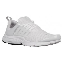 Nike Air Presto - Men's - Basketball - Shoes - White/White/Black-sku:48132100