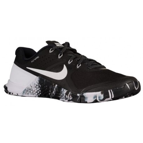 Nike Metcon 2 - Men's - Training - Shoes - Black/White-sku: