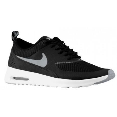 innovative design 2649a 3b0d4 nike air max thea black grey,Nike Air Max Thea - Women s - Running - Shoes  - Black Anthracite White Wolf Grey-sku 99409007