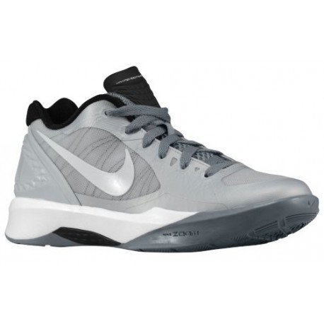 Nike Volley Zoom Hyperspike Women's Volleyball Shoes Pure PlatinumCool GreyMetallic SilverWhite sku:85763010