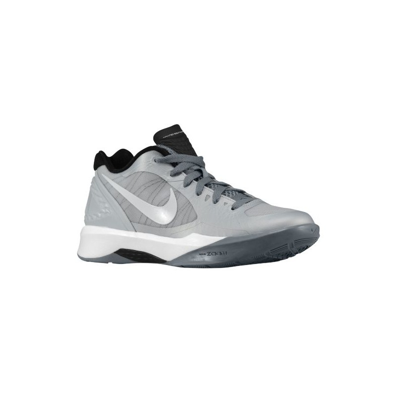 Pure Platinum White Cool Grey Volleyball Shoes