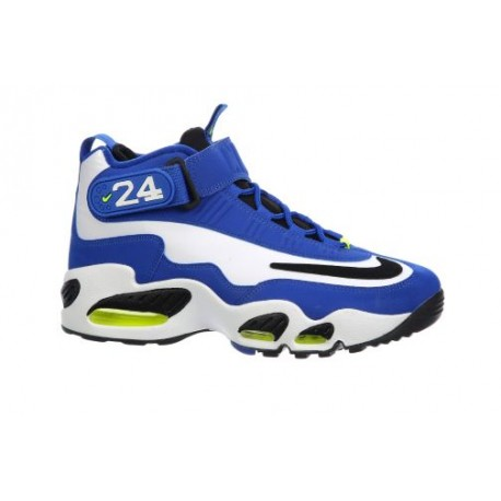 online store 4a93a f7ad1 nike air griffey max 1 black,Nike Air Griffey Max 1 - Men s - Training -  Shoes - Varsity Royal White Volt Black-sku 54912400