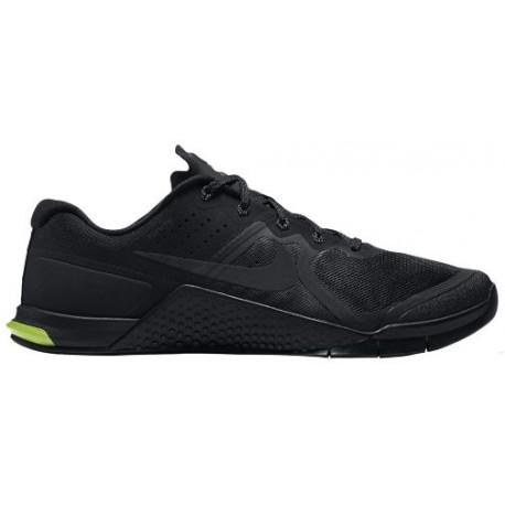 MEN'S Nike Metcon 2 Black/Dark Grey/Volt/Black