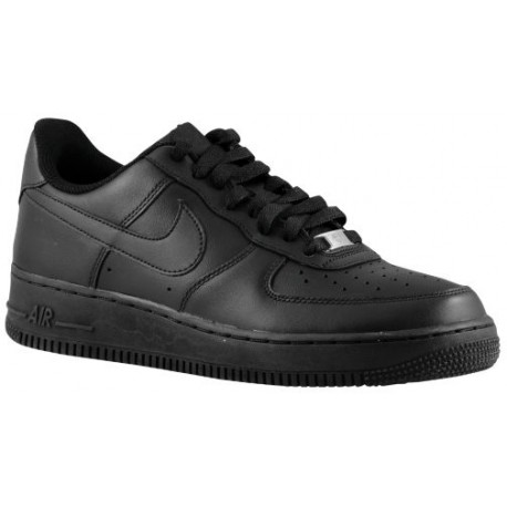 Nike Air Force 1 Low - Men's - Basketball - Shoes - Black/Black-sku:15122001