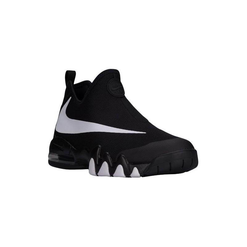 Nike Sko Svart Og Hvit Swoosh 85OsqEthX