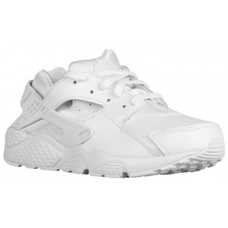 5dada7aab3a nike youth soccer,Nike Huarache Run - Boys' Grade School - Running - Shoes  - White/Pure Platinum/White-sku:54275110