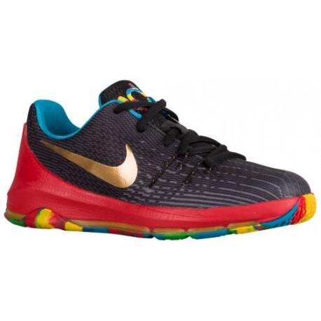 sports shoes 4ec70 cfa10 ... discount nike kd 8 boys preschool basketball shoes kevin durant  university c613c 7f56c