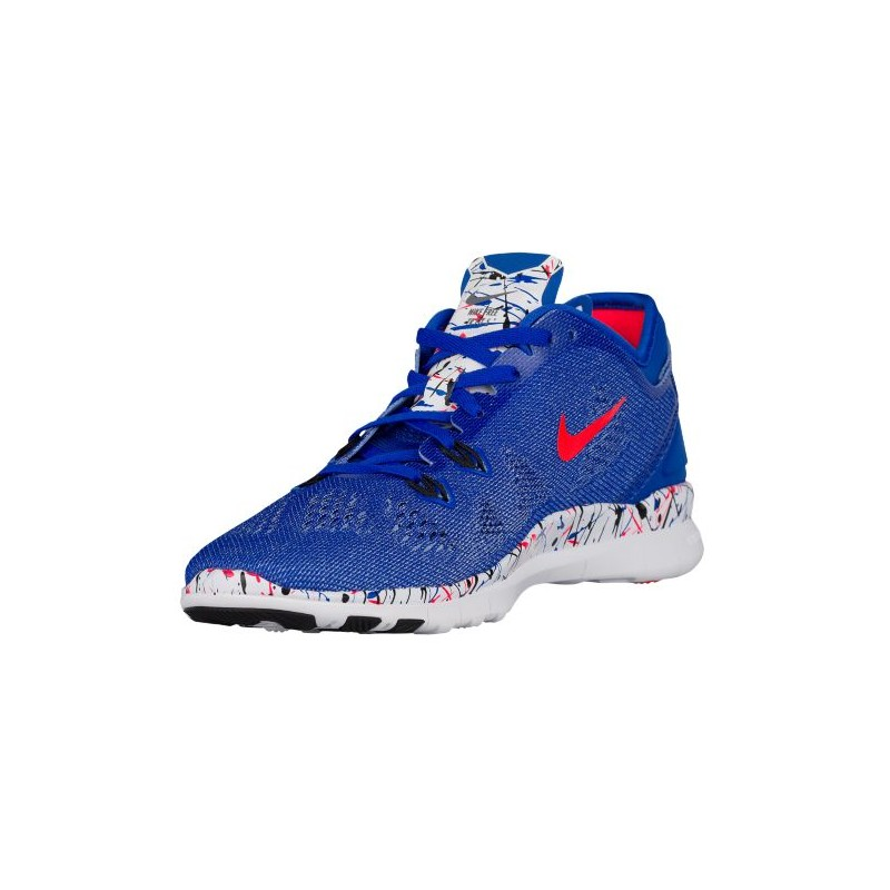 ... Nike Free 5.0 TR Fit 5 - Women's - Training - Shoes - Racer Blue/ ...