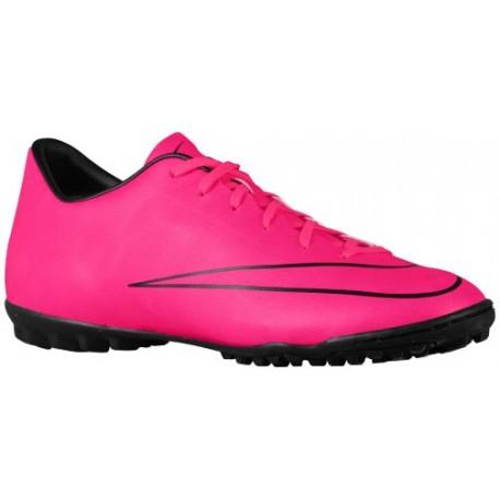timeless design d2cc7 c3740 Nike Mercurial Victory V TF - Men's - Soccer - Shoes - Hyper  Pink/Black/Hyper Pink-sku:51646660