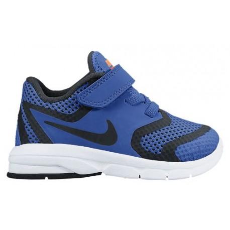 Nike Premier Run - Boys' Toddler - Running - Shoes - Game Royal/Total Orange/White/Black-sku:16793403
