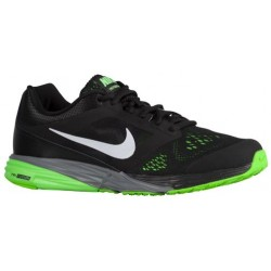 Nike Tri Fusion Run - Men's - Running - Shoes - Black/Green Strike/Cool Grey/White-sku:49170007