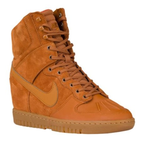 vertical escándalo Accesorios  nike dunk sky hi sneakerboot,Nike Dunk Sky Hi Sneakerboot 2.0 - Women's -  Casual - Shoes - Tawny/Tawny/Sail/Gum Med Brown-sku:8