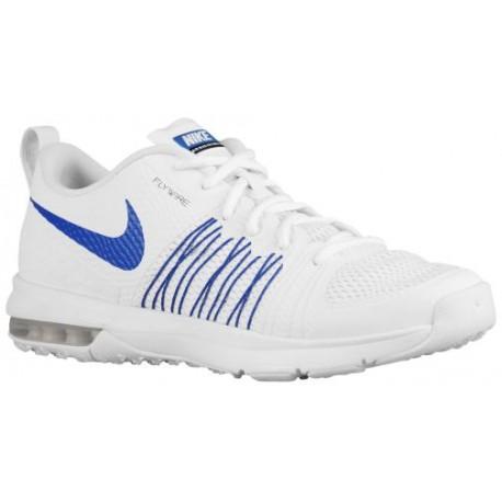 buy online 4cc42 e834d nike air max effort tr,Nike Air Max Effort TR - Men s - Training - Shoes -  White Game Royal Black-sku 05353140