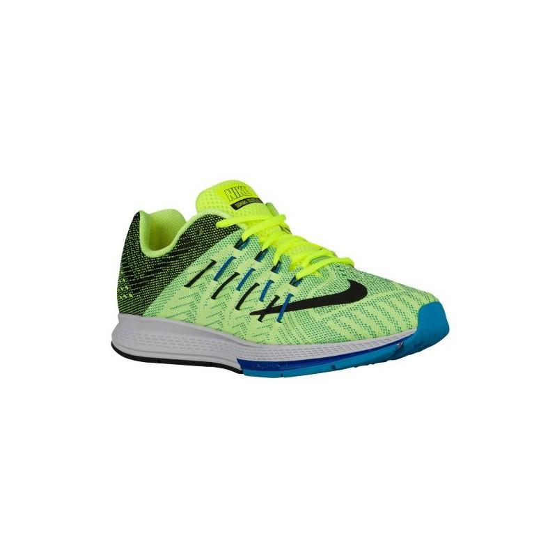 buy popular b1ce4 20124 Nike Zoom Elite 8 - Men's - Running - Shoes - Volt/Game Royal/Blue  Lagoon/Black-sku:48588700
