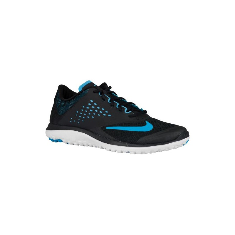 Nike FS Lite Run 2 - Women's - Running - Shoes - Black/White/ ...
