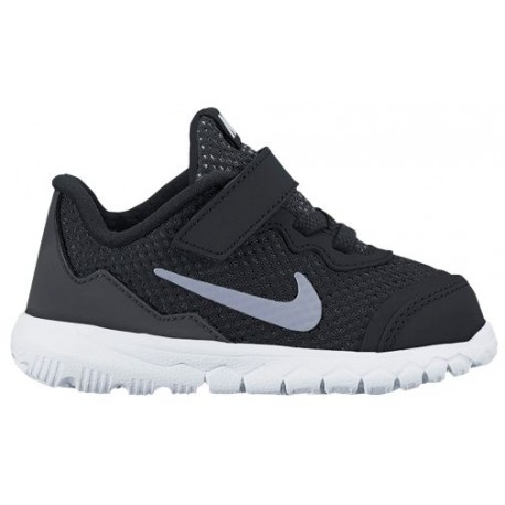 Nike Flex Experience 4 - Boys' Toddler - Running - Shoes - Black/Anthracite