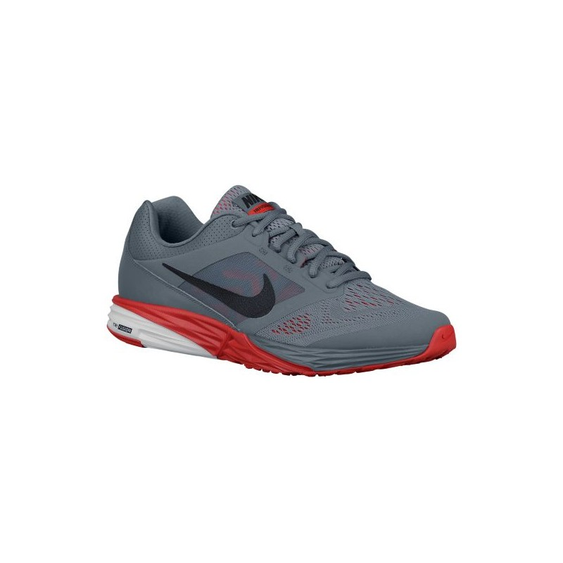 Nike Tri Fusion Run - Men's - Running - Shoes - Cool Grey/University Red ...